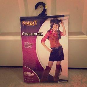 Cowgirl Gunslinger Halloween Costume